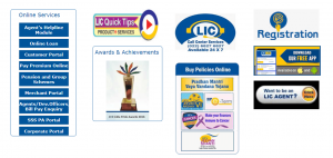 LIC e Services Customer Portal
