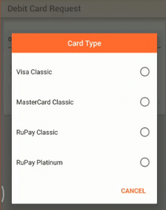 Bank of Baroda Debit Cards
