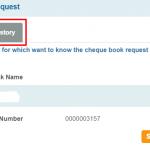 sbi cheque book dispatch status
